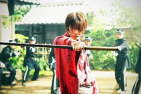 初登場1位の「るろうに剣心 京都大火編」「るろうに剣心」