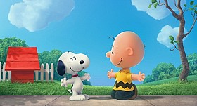 映画「I LOVE スヌーピー THE PEANUTS MOVIE」は2015年12月公開「I LOVE スヌーピー THE PEANUTS MOVIE」