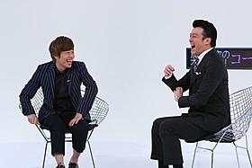 「加藤浩次の本気対談!コージ魂!!」に 出演するロンドンブーツ1号2号の田村淳