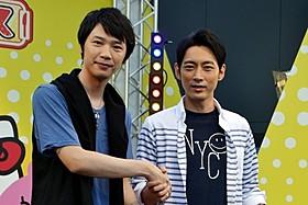 近藤晃央と小泉孝太郎