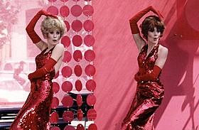 「ロシュフォールの恋人たち」 カトリーヌ・ドヌーヴとフランソワーズ・ドルレアック「シェルブールの雨傘」