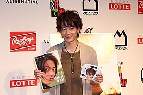 DVDと写真集をリリースした佐藤健「るろうに剣心」