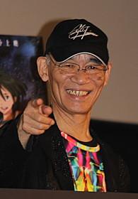 舞台挨拶に立った富野由悠季監督「ガンダム Gのレコンギスタ 特別先行版」