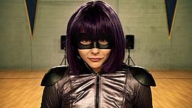 クロエ・グレース・モレッツが演じた 人気キャラクター、ヒット・ガール「キック・アス」