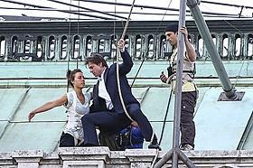 待望の新作はウィーンで撮影!「アウトロー」