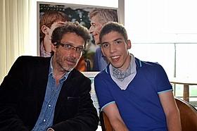 ファビアン・エローとニルス・タベルニエ監督「グレート デイズ! 夢に挑んだ父と子」