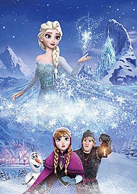 今度は短編アニメで登場!「アナと雪の女王」