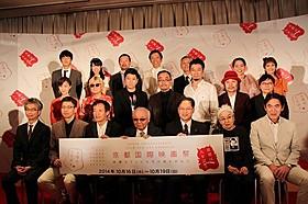 京都国際映画祭は10月16~19日に開催「風林火山」