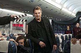 機内セットでの撮影は長身のニーソンには過酷だった「フライト・ゲーム」