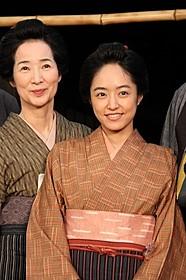 吉田松陰の妹・杉文を演じる井上真央「男はつらいよ」