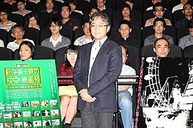 特別講義を行った町山智浩氏「第三の男」