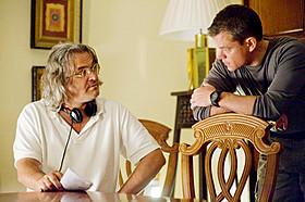 マット・デイモンとポール・グリーングラス監督「ジェイソン・ボーン」