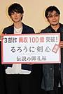 佐藤健主演「るろうに剣心」3部作で興収100億円突破!