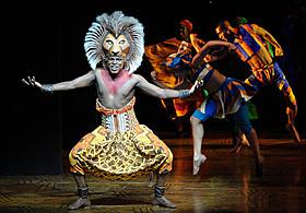 世界中で大ヒットのミュージカル「ライオン・キング」「ライオン・キング」
