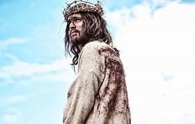 """イケメンすぎる""""イエス・キリスト""""、ディオゴ・モルガド「サン・オブ・ゴッド」"""