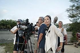 グランプリ受賞の喜びを語った河瀬直美監督「2つ目の窓」