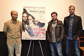 イスラエルの新鋭監督コンビ、 アハロン・ケシャレス&ナボット・パプシャド監督「オオカミは嘘をつく」