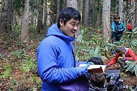 自ら予告編を製作した沖田修一監督「滝を見にいく」