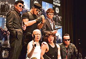 東映Vシネマ25周年記念映画「25 NIJYU-GO」と 「エクスペンダブルズ3 ワールドミッション」がコラボ!?「エクスペンダブルズ」