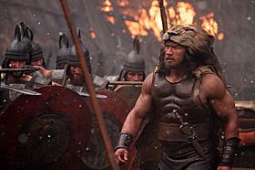 鍛え上げた兵士を前にヘラクレスがゲキを飛ばす!「ヘラクレス」