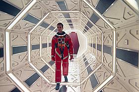 「2001年宇宙の旅」の一場面「2001年宇宙の旅」