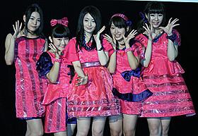映画の主題歌に特化したアイドルグループ「スクリーンズ」「アルプス女学園」