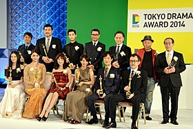 連続ドラマ部門グランプリは「半沢直樹」「劇場版 MOZU」