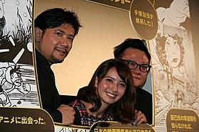 映画は辰巳ヨシヒロ氏の半生を劇画タッチで描く「TATSUMI マンガに革命を起こした男」