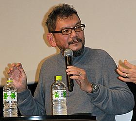 トークショーに立った庵野秀明監督「ふしぎの海のナディア」
