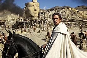 クリスチャン・ベールがモーゼ役で主演「エクソダス:神と王」