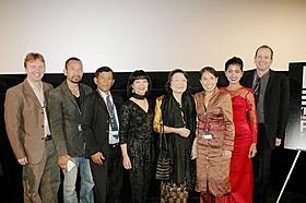 カンボジア映画「遺されたフィルム」製作陣「消えた画 クメール・ルージュの真実」
