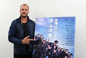 パトリック・ヒューズ監督の次回作は 「ザ・レイド」のハリウッドリメイク「エクスペンダブルズ3 ワールドミッション」