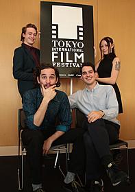 ケイレブ・ランドリー・ジョーンズ、アリエル・ホームズ、 ジョシュア&ベニー・サフディ監督「神様なんかくそくらえ」