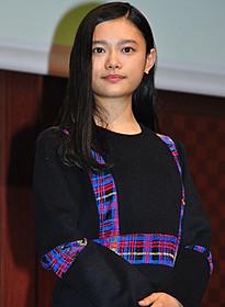 2015年の顔に選ばれた杉咲花「アナと雪の女王」