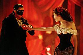 ドラマ化が決まった「オペラ座の怪人」「オペラ座の怪人」