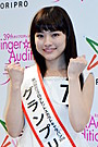 """ホリプロ発掘""""美唱女""""生田若菜さん、女優&歌手の二刀流デビュー!"""