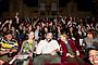 監督の登場にファン熱狂!「ホビット 決戦のゆくえ」最速試写会がニュージーランドで開催!