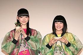 「私立恵比寿中学」の松野莉奈と柏木ひなた
