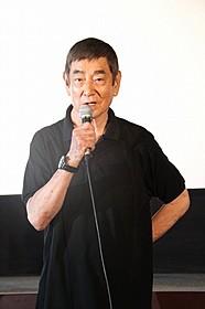 高倉健さん(2012年8月撮影)「あなたへ」