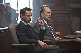ダウニー・Jr.とデュバルが父子役で初共演「ジャッジ 裁かれる判事」