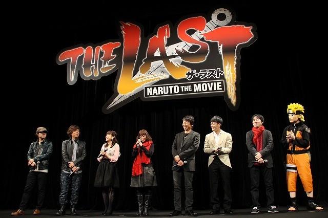 劇場版「NARUTO」完成! ナルトの恋愛に岸本斉史は「せつない気分」
