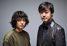 「寄生獣」の山崎貴監督と主演・染谷将太「寄生獣」
