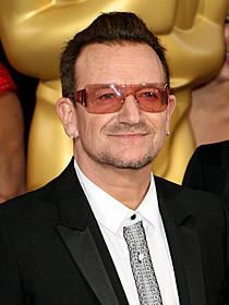 評価を下げている「U2」のボノ