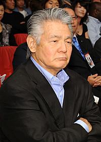 菅原文太さん(2009年9月撮影)「仁義なき戦い」