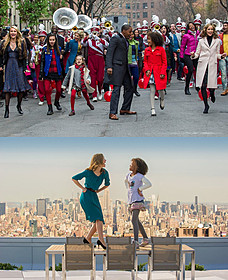 現代のニューヨークを名曲「Tomorrow」が彩る!「アニー」