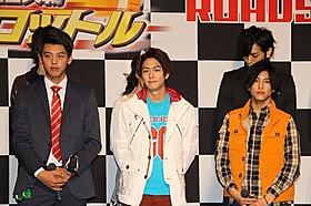 新旧ライダーが結集!「仮面ライダー×仮面ライダー ドライブ&鎧武(ガイム) MOVIE大戦フルスロットル」