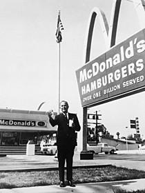 「マクドナルド」の創業者レイ・クロック「ウォルト・ディズニーの約束」