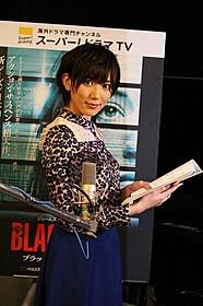 アフレコ初挑戦の光宗薫「女子カメラ」