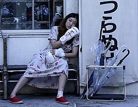 「百円の恋」の一場面「百円の恋」