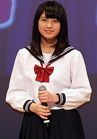 女優初挑戦で主演に抜てきされた大和田南那